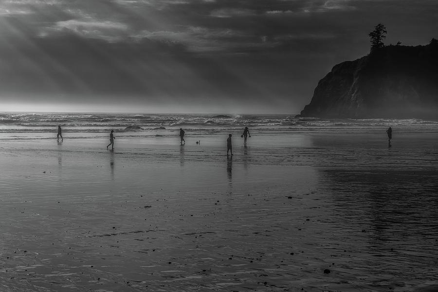 Ruby Beach 1 by Thomas Hall