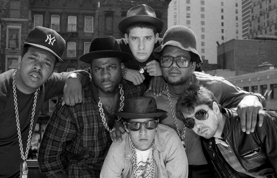 Run-dmc & Beastie Boys Photograph by New York Daily News Archive