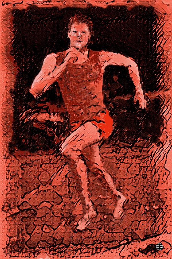 Runner 2 by Digital Painting