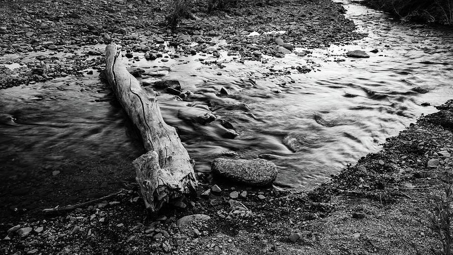 Running Creek by Juliana Swenson