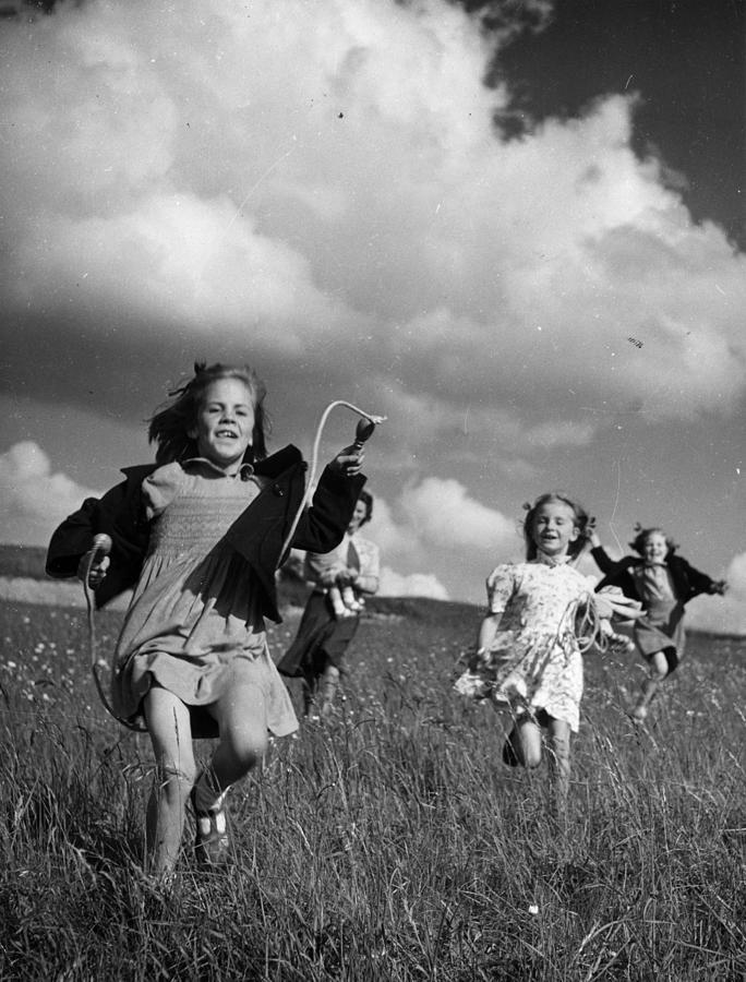 Running Free Photograph by Raymond Kleboe