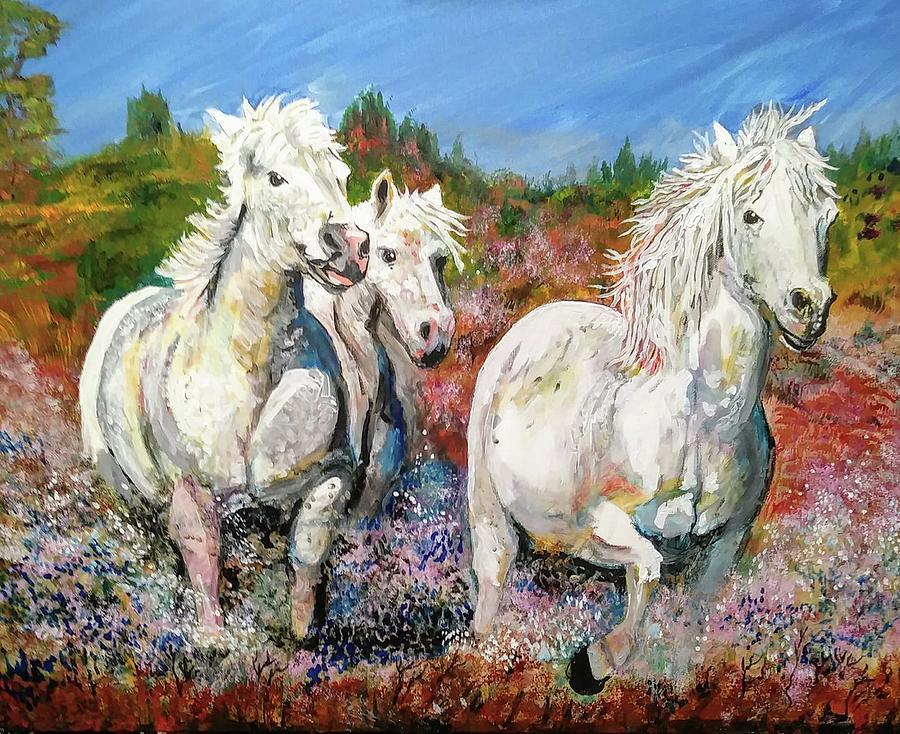 Running Wild by Mike Benton
