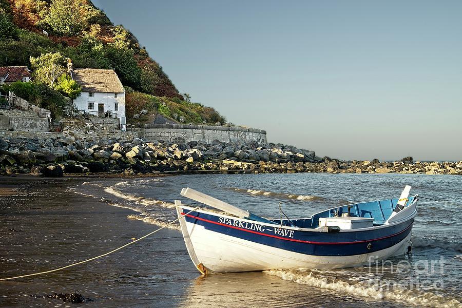 Runswick Bay, Yorkshire by Martyn Arnold
