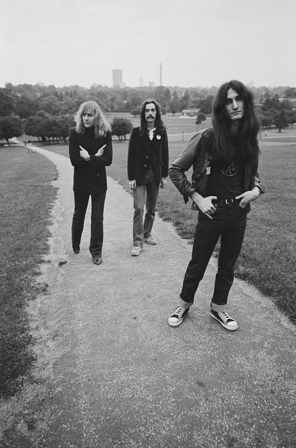 Rush On Parliament Hill Photograph by Fin Costello