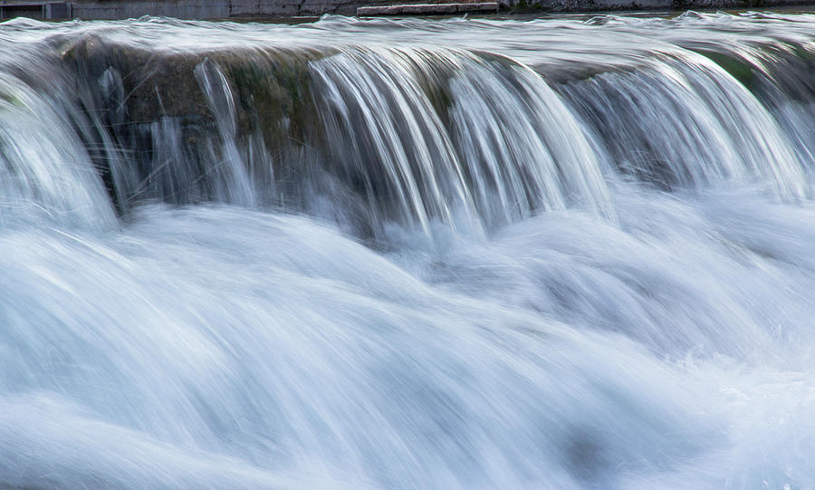 Rushing Rapids  by Amy Sorvillo