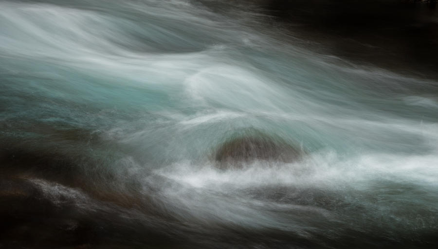 Rushing River by Jean Noren