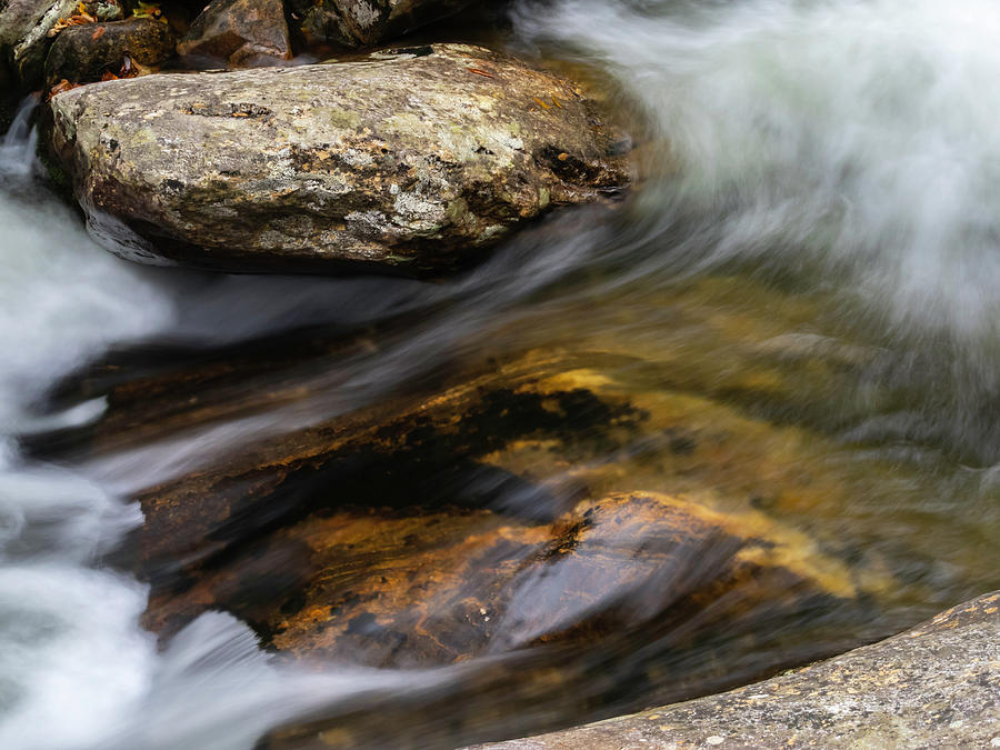 Rushing Water by Peggy Blackwell