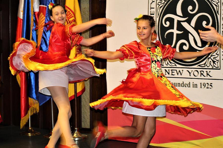Russian Dancers by Yelena Tylkina