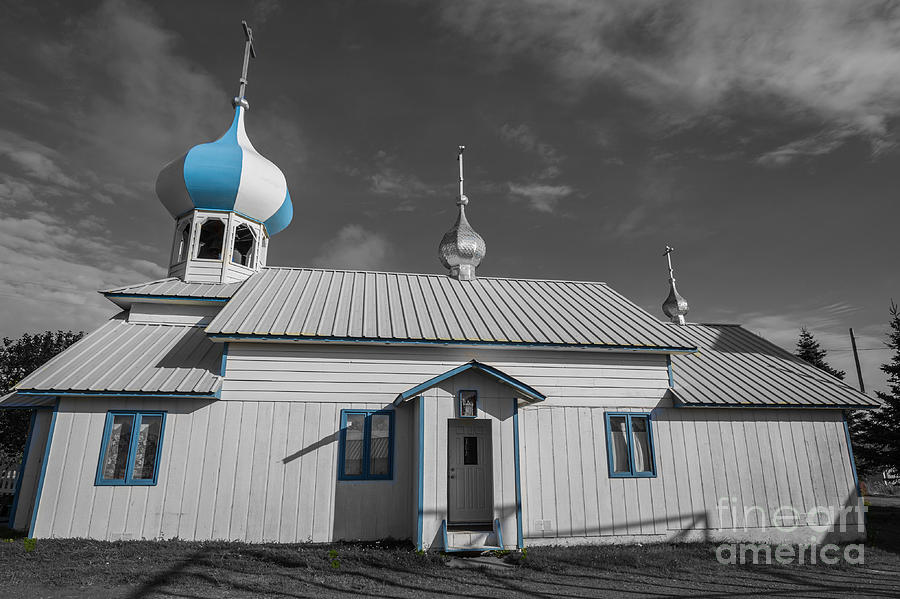 Russian Old Believers Church by Eva Lechner