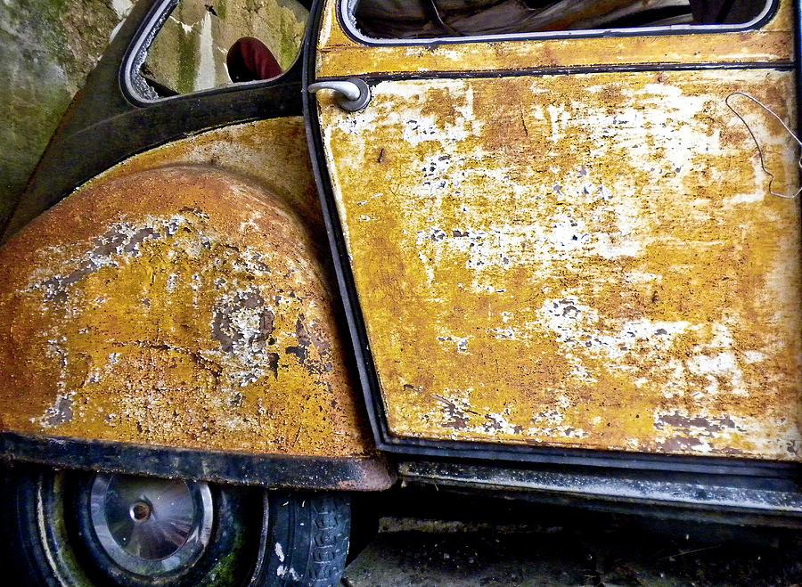 Rust Never Sleeps by Neil Pankler