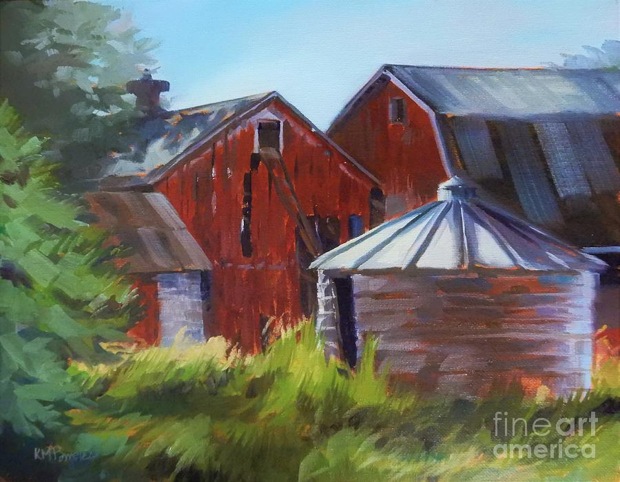 Rustic Charm Painting