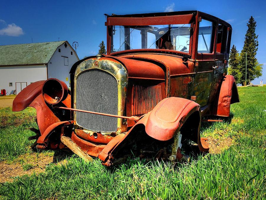 Rusty by David Matthews