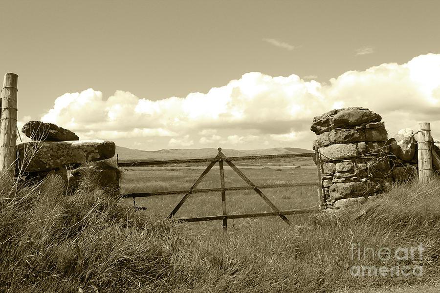 Rusty Gate Farm Tint by Eddie Barron
