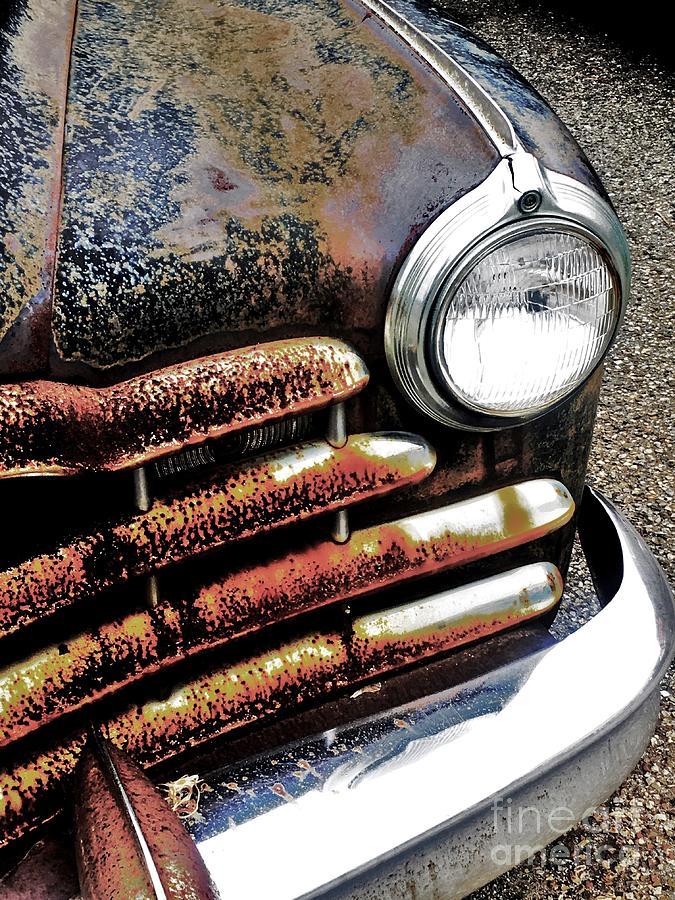Rusty Gold by Joseph Perno