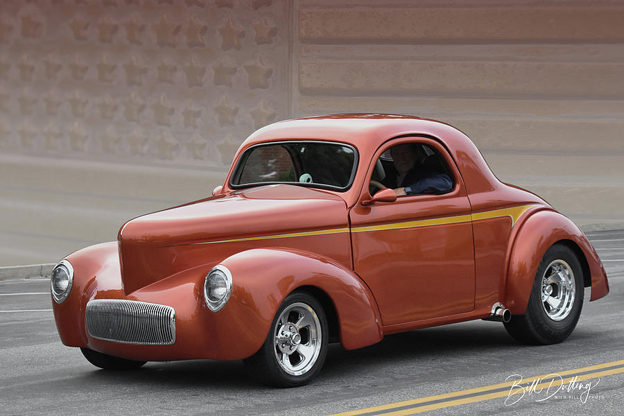 Rusty Willys by Bill Dutting