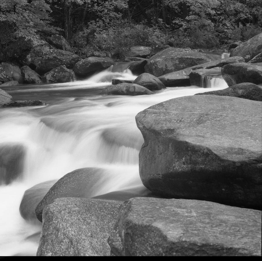 Rutheford County,north Carolina, Rocky Photograph by Holden Richards