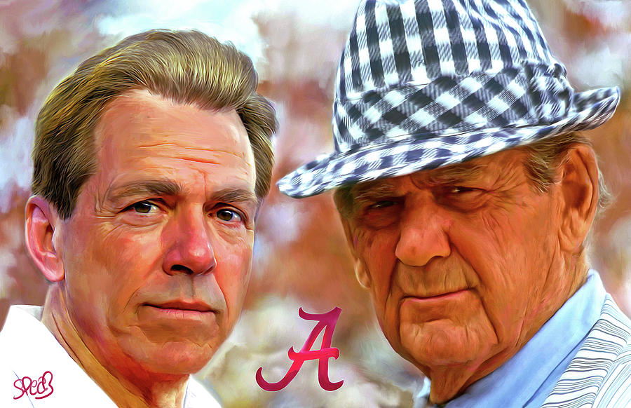 Saban And Bear Painting