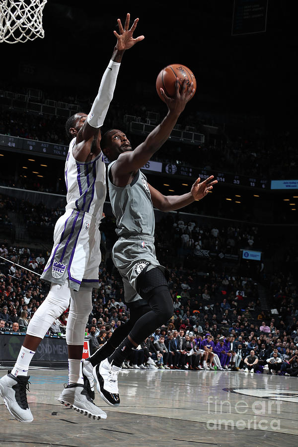 Sacramento Kings V Brooklyn Nets Photograph by Nathaniel S. Butler