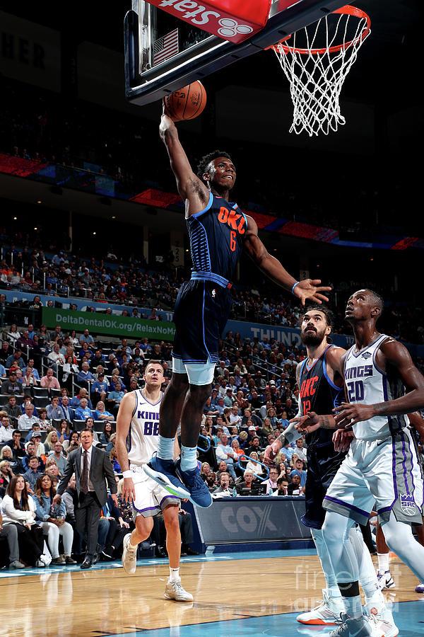 Sacramento Kings V Oklahoma City Thunder Photograph by Joe Murphy
