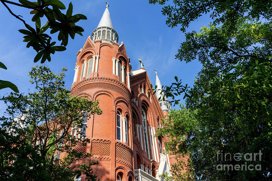 Sacred Heart Cultural Center- Augusta GA 1 by SANJEEV SINGHAL
