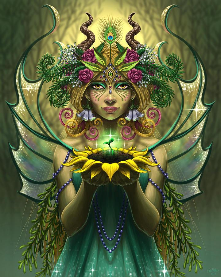 Sacred Things II by Cristina McAllister
