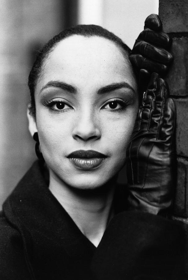 Sade Photograph by Express Newspapers
