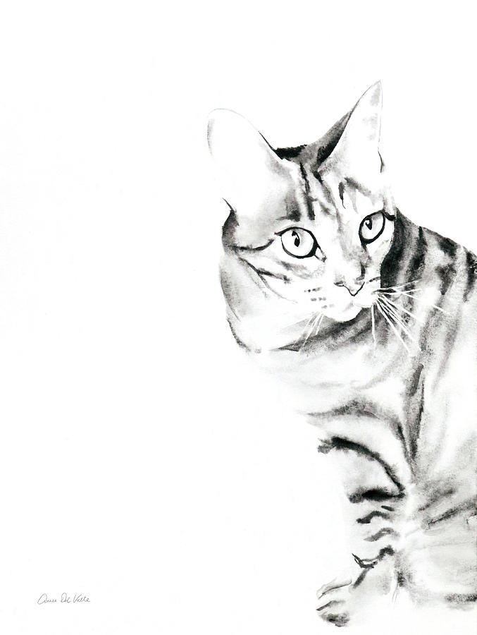 Animals Painting - Sadie by Aimee Del Valle