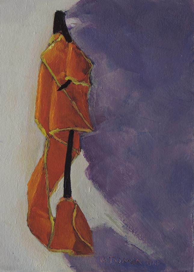 Safety Vest Still Life by Bill Tomsa