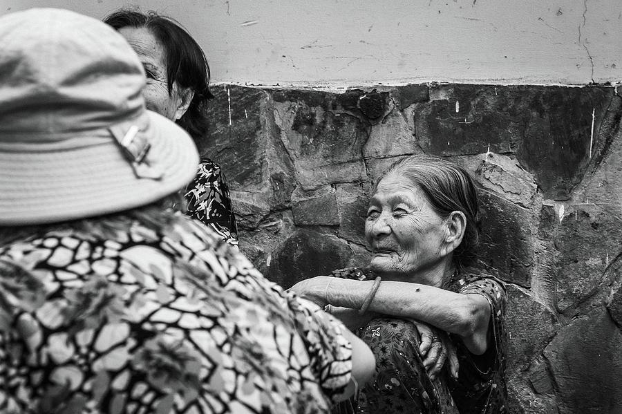 Saigon Smile #2 by Sam Morris