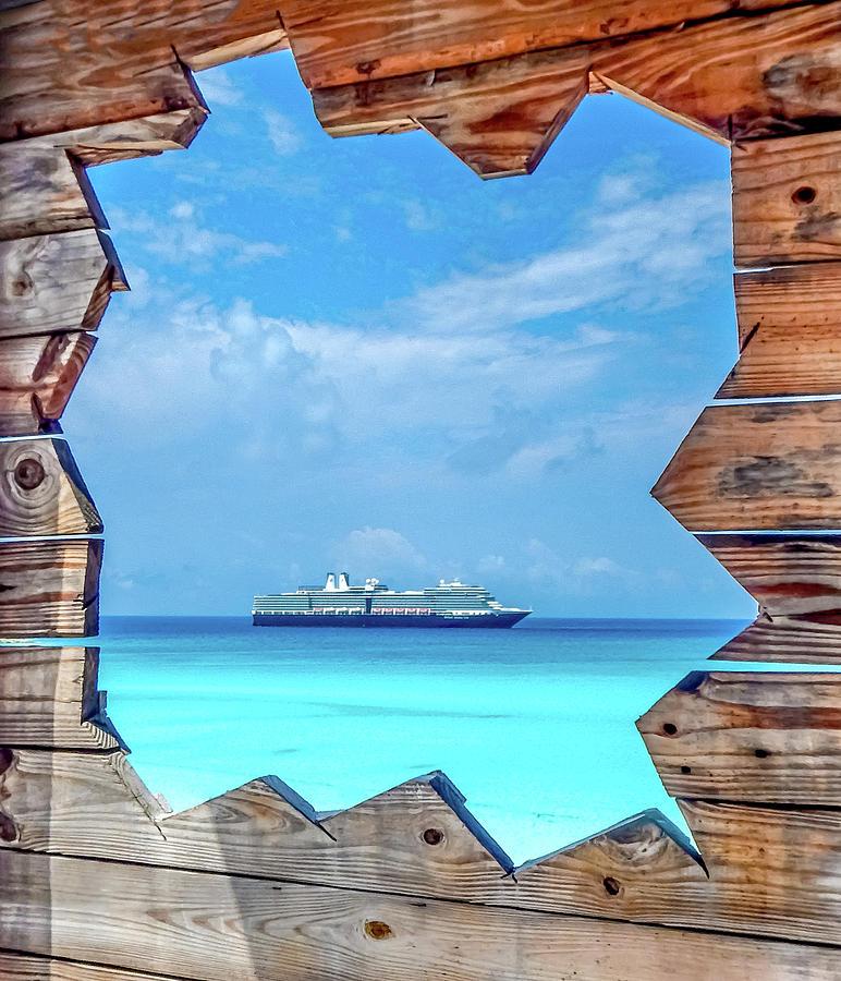 Sail Away by Julie Palencia