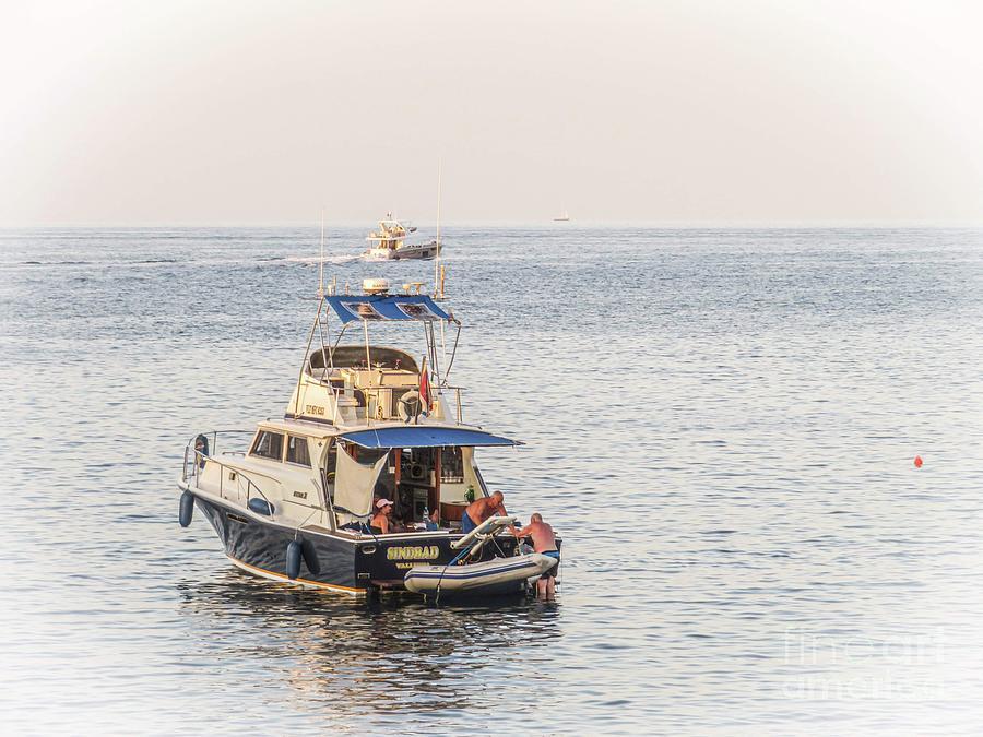 Sail Away by Mandi Hibberd