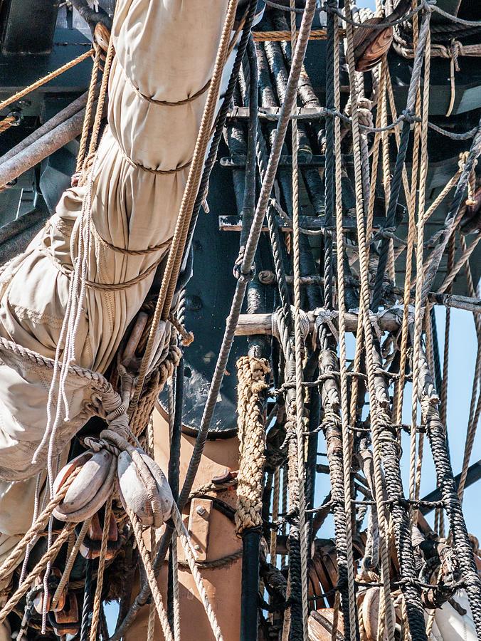Sail away by Stewart Helberg