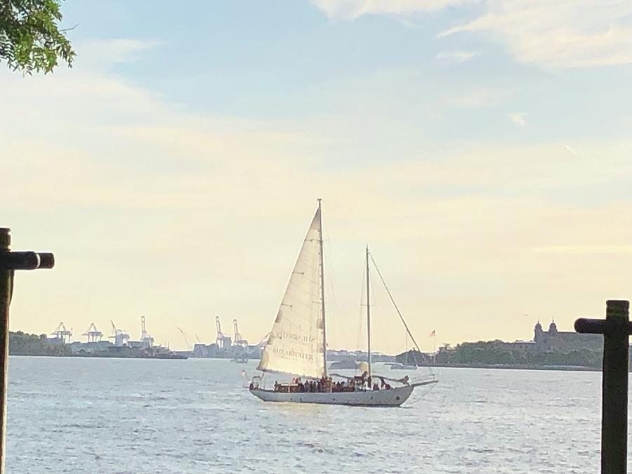 Sail Boat Photograph
