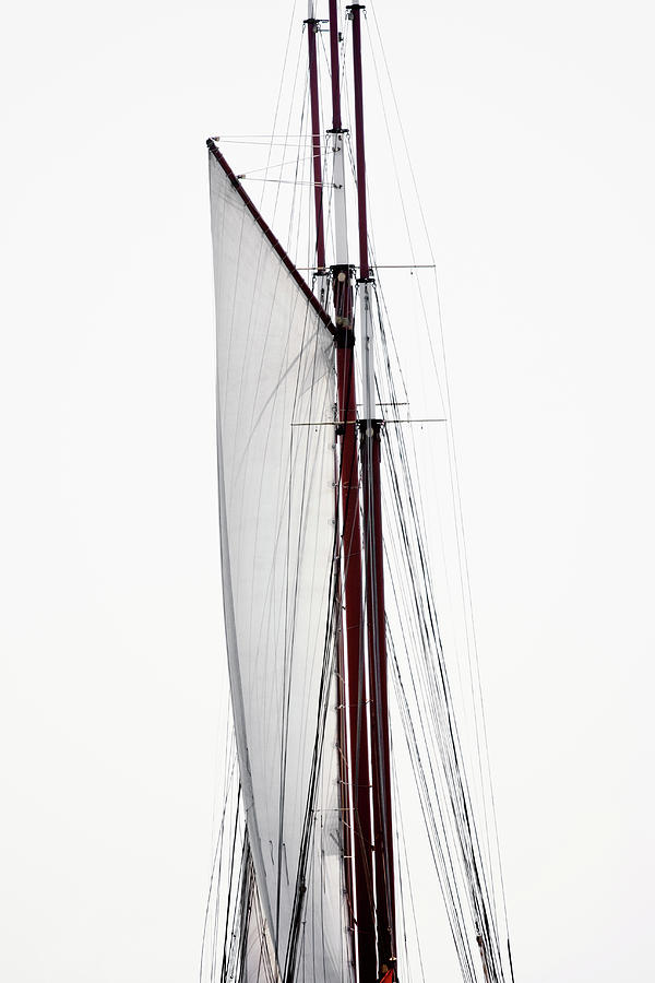 Sail, Close-up Photograph by Roine Magnusson