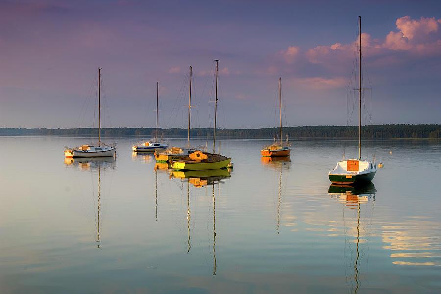 Sail To Nowhere Photograph by Michal Sleczek