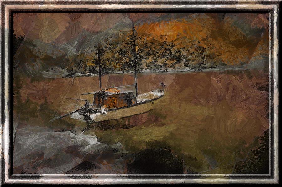 Sailboat of Dreams by Mario Carini