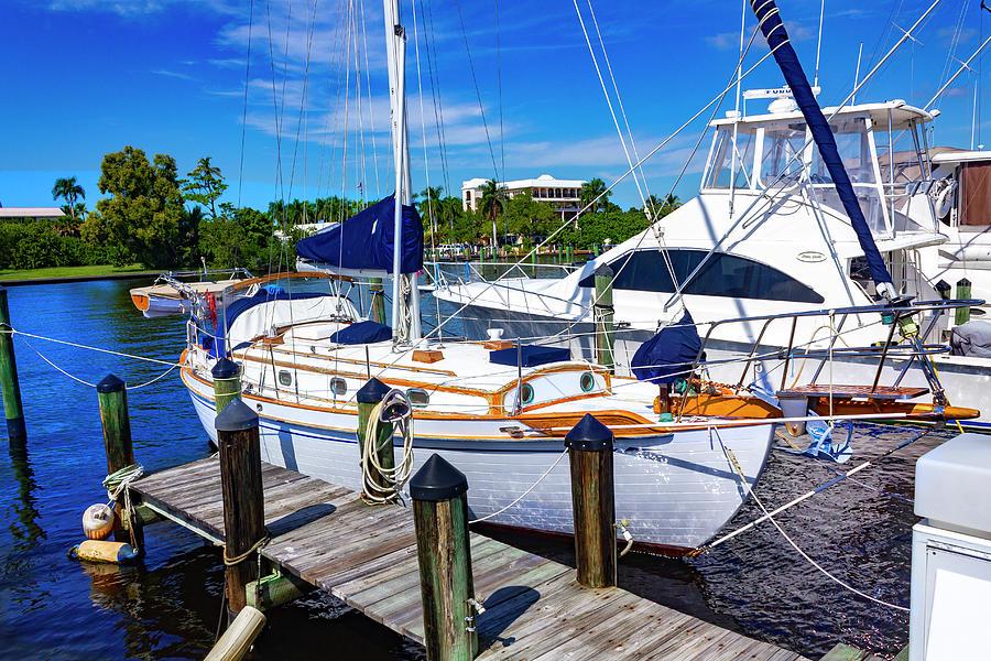 Sailboat Series 4167 by Carlos Diaz