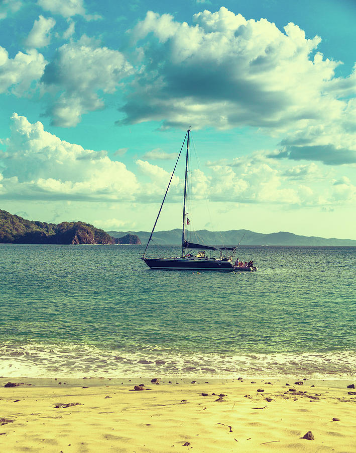 Sailboat Photograph by Thepalmer