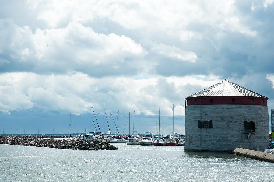 Sailboats On Lake Ontario Photograph by Debralee Wiseberg