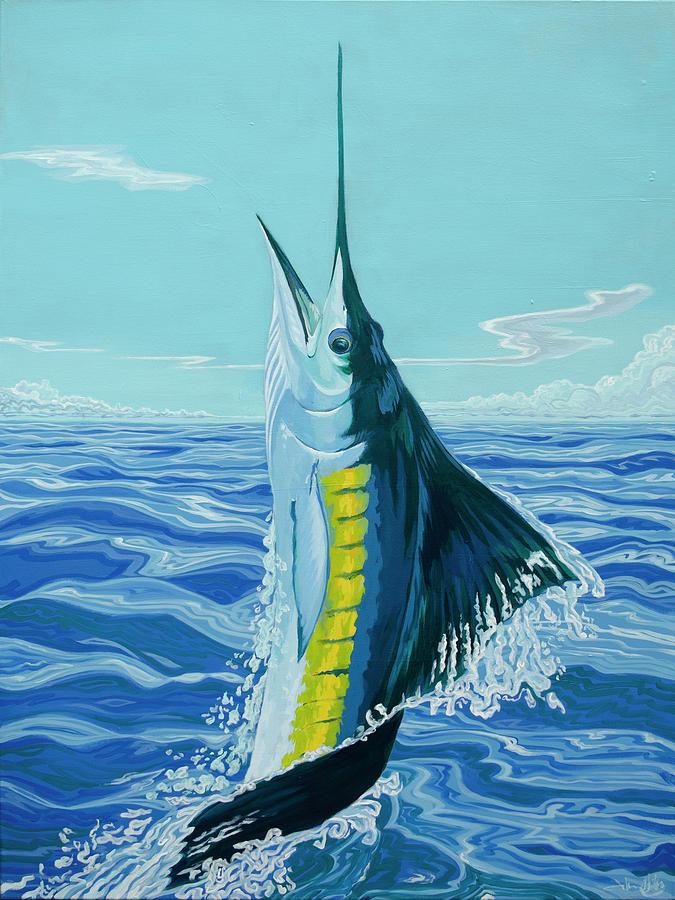 Sailfish by John Gibbs
