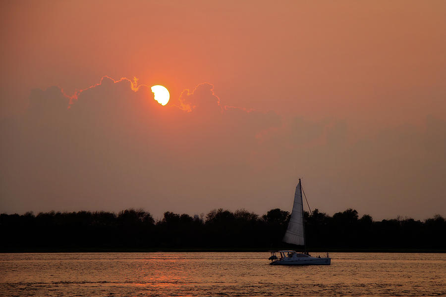 Sailing by Lana Trussell