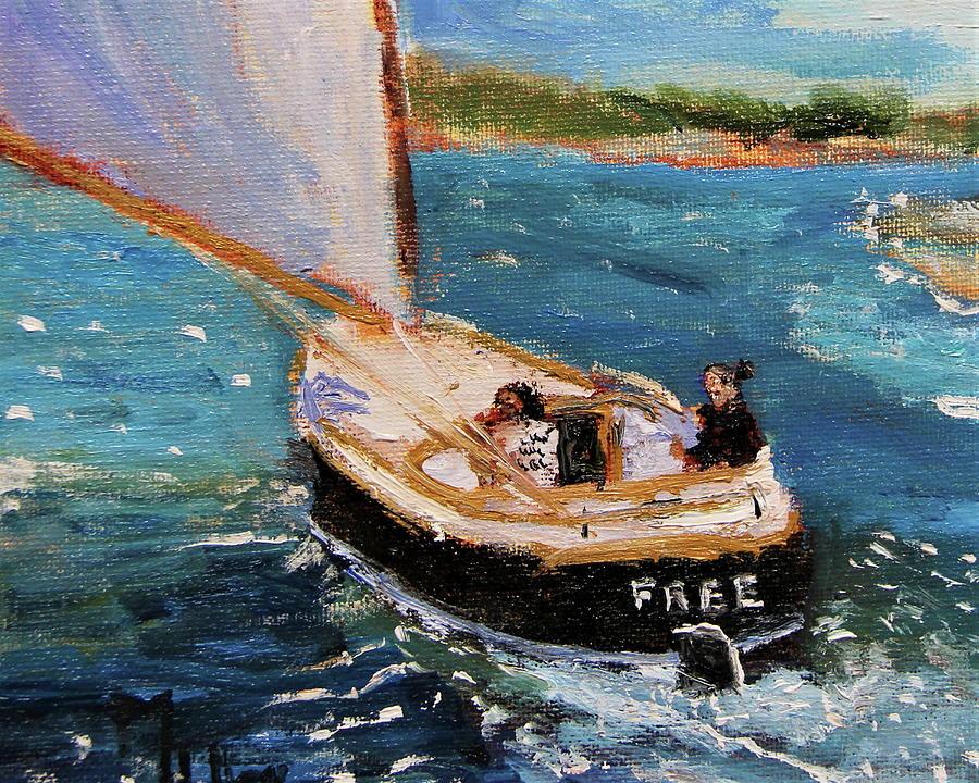 Sailing Lesson by Michael Helfen