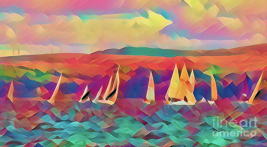 Sailing by Lynn Bolt