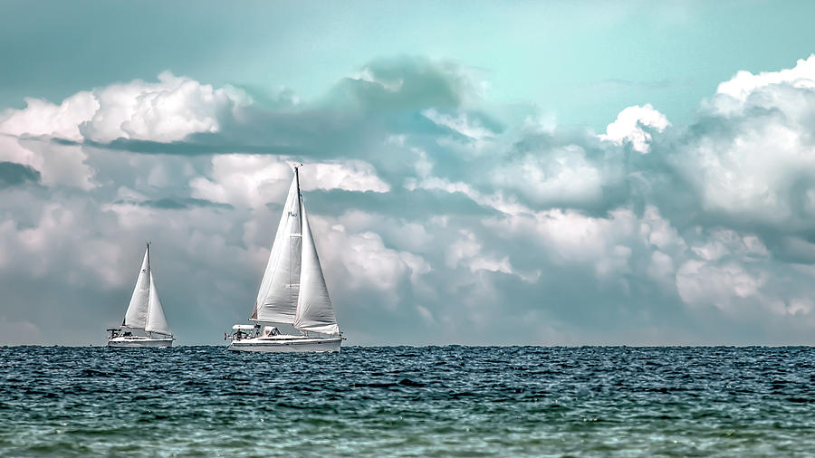 Sailing by onyonet  photo studios