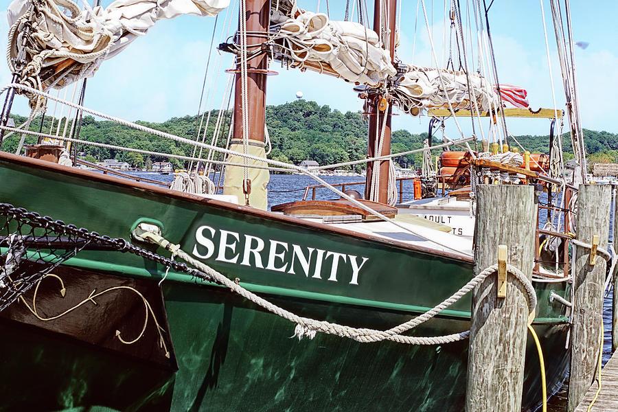 Sailing Serenity by Kathi Mirto