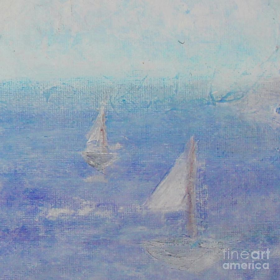 Sailing Subtly by Kim Nelson