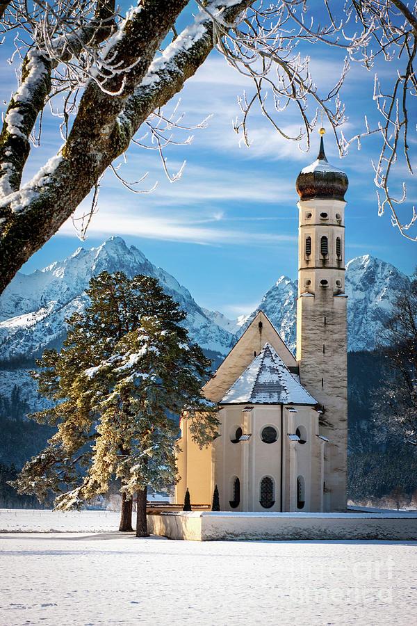 Saint Coloman Winter Photograph