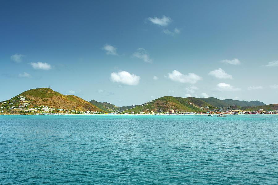 Saint Maarten Beach by Reynaldo Williams