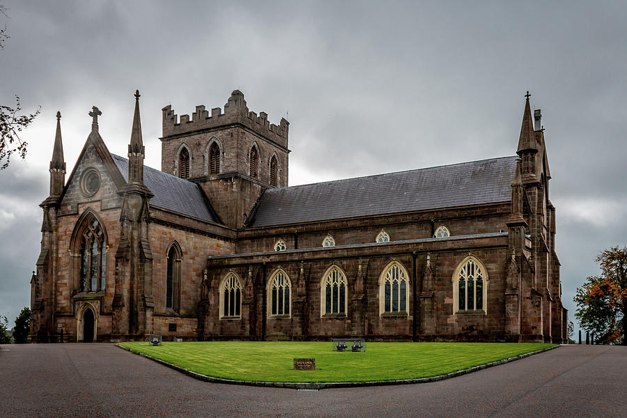 Saint Patrick's Cathedral Armagh by Susie Weaver