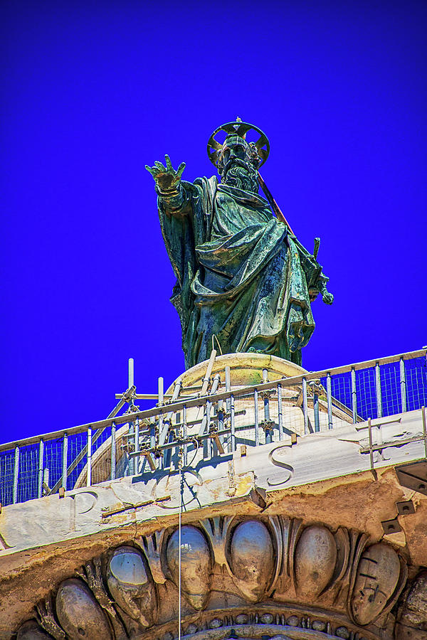 Dimension Photograph - Saint Paul by Joseph Yarbrough
